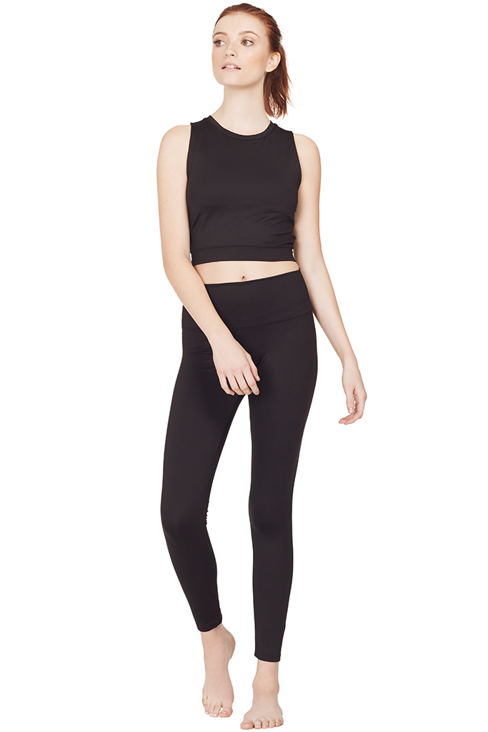 Active Top (Black)