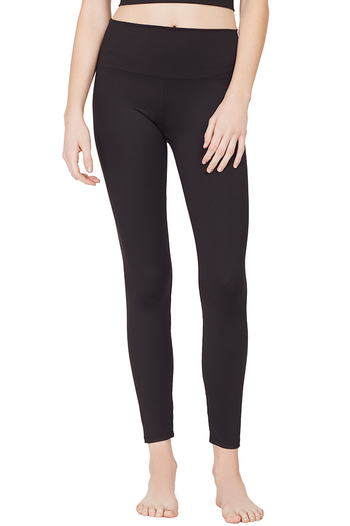 Active Leggings (Black)