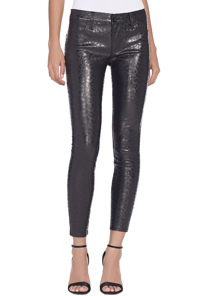 87774bebc16c RtA Prince Leather Pants in Wild Life at Milk Boutique-shopatmilk.com