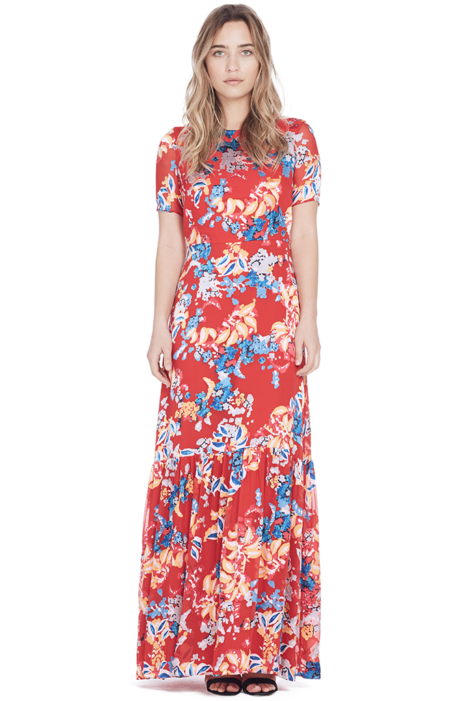 Lorna Long Dress