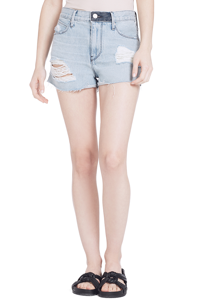 Ace Denim Shorts