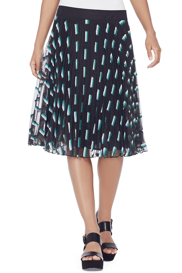 Fil Coupe A Line Skirt