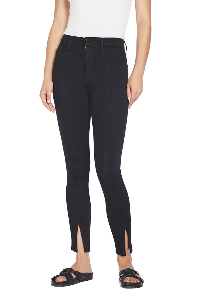 Ali High Rise Skinny (Herring)