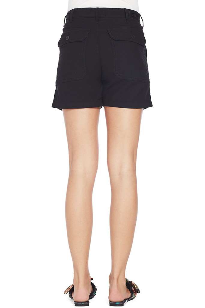 Vendetta Short (Black)