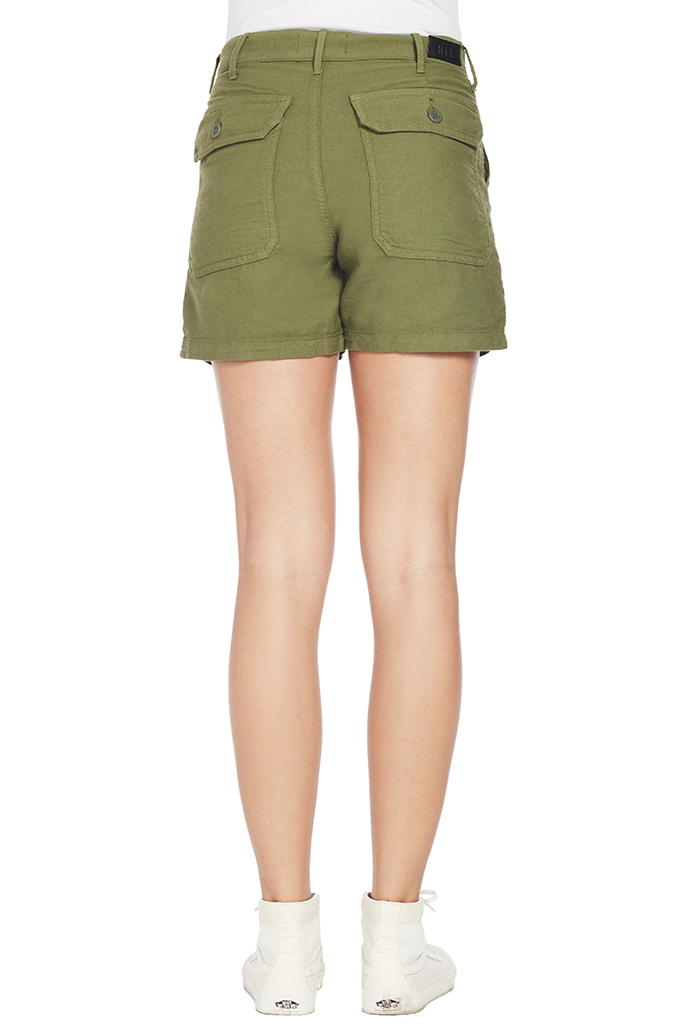 Vendetta Short (Field Green)