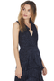 Lara Dress (Navy)