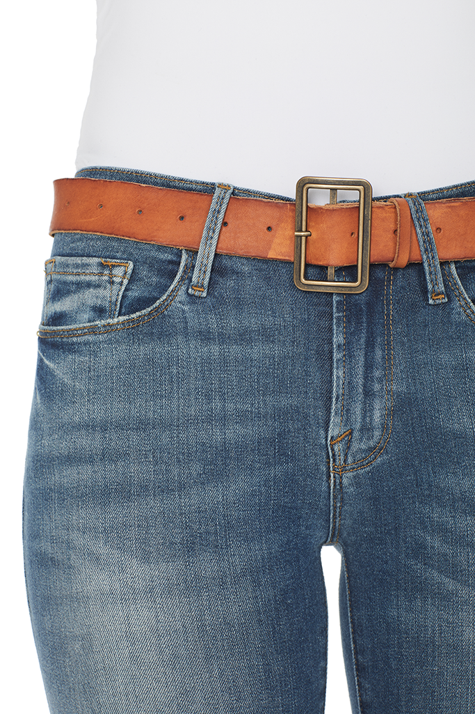 Leathr Belt (Miele)