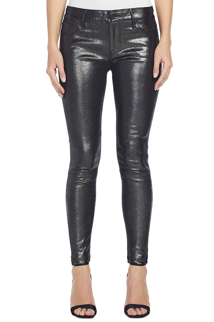 Prince Leather Pant (Lithium)