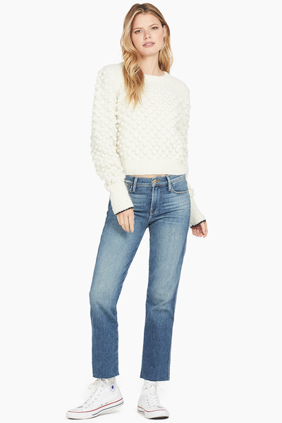 Eleven Six Camilla Sweater in Ivory