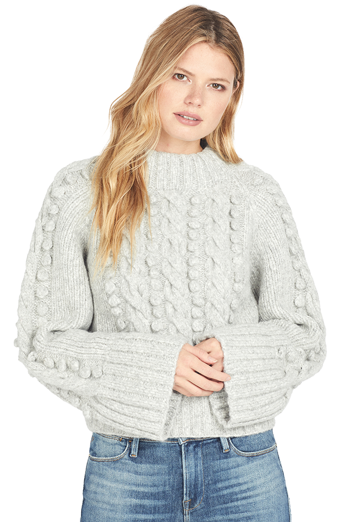 Adelia Crop Sweater