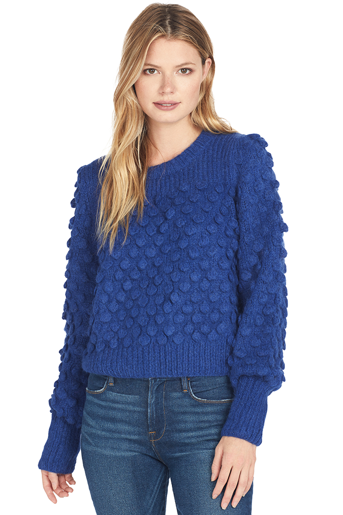 Camilla Sweater (Blue)
