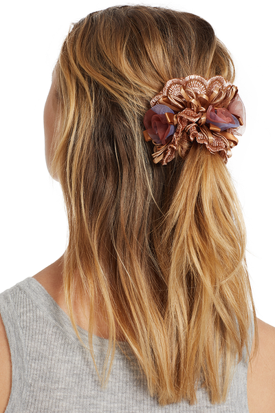 Milk Boutique Collection | Celeste Lace Scrunchie