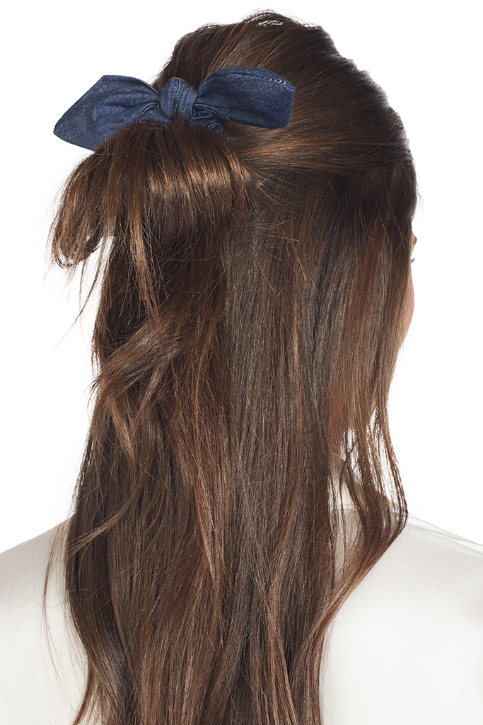 Milk Denim Audrey Scrunchie
