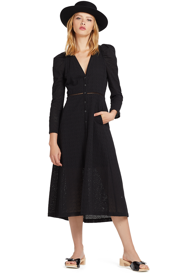 A.L.C. Adler Dress (Black)
