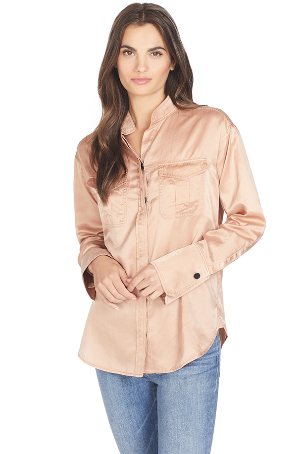 ALC Myer Top (Dusty Rose)