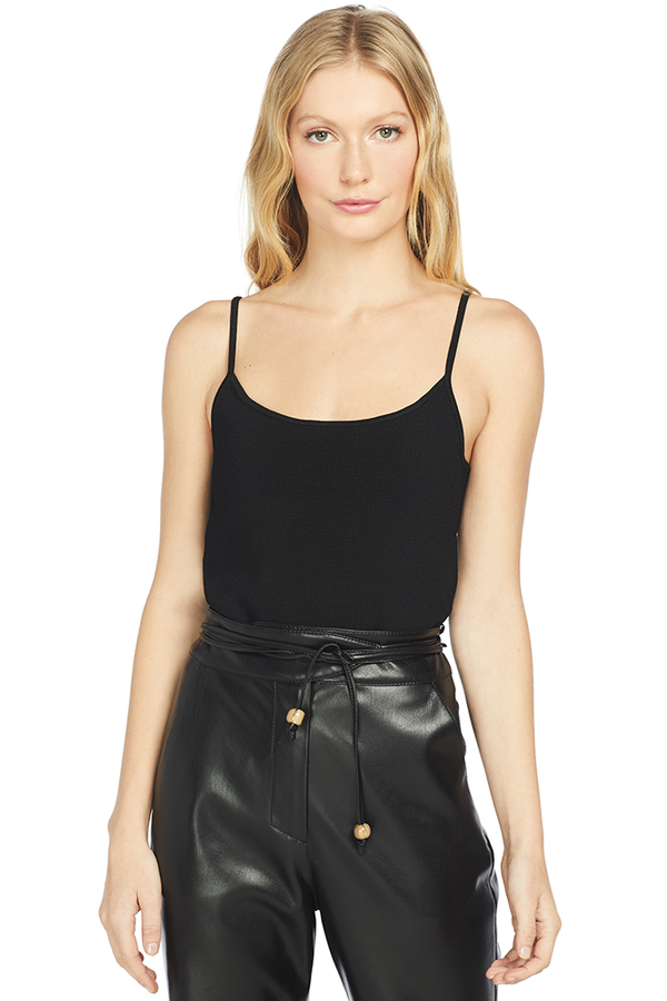 A.L.C. Rosie Top (Black)