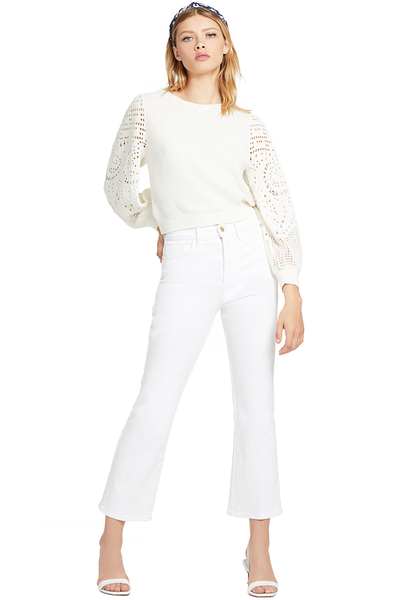 A.L.C. Sandra Top (White)