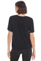 A.L.C. Warren Top (Black) - Designer Tops