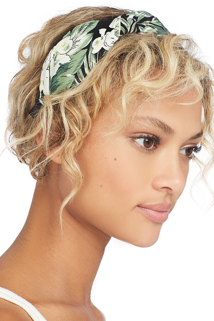 milk boutique headband bardot martinique