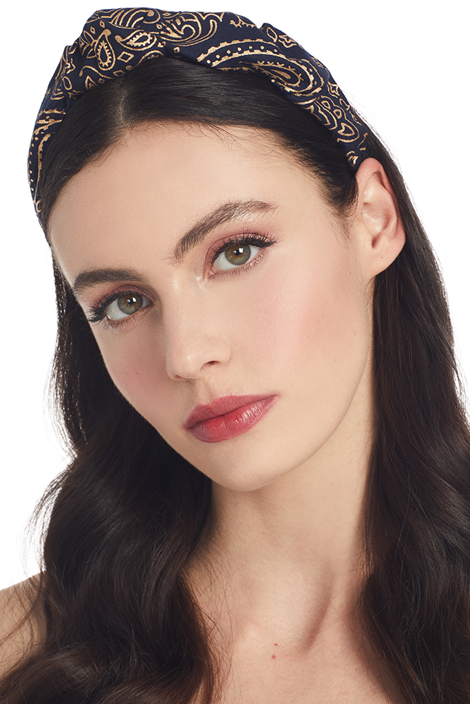 Milk Boutique Francesca Headband (Black)