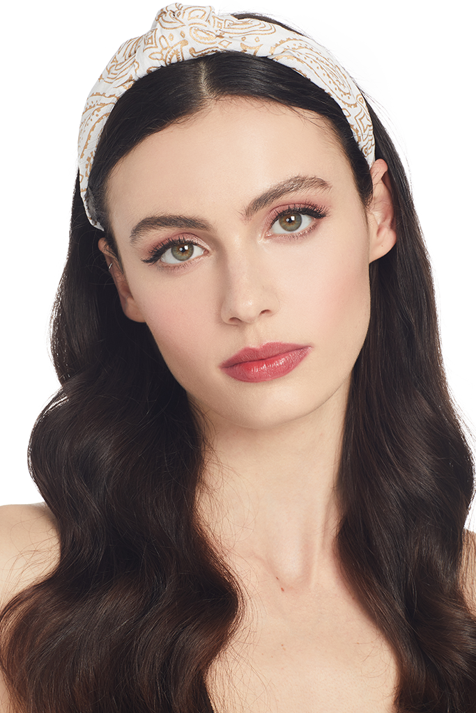 Francesca Headband (White)