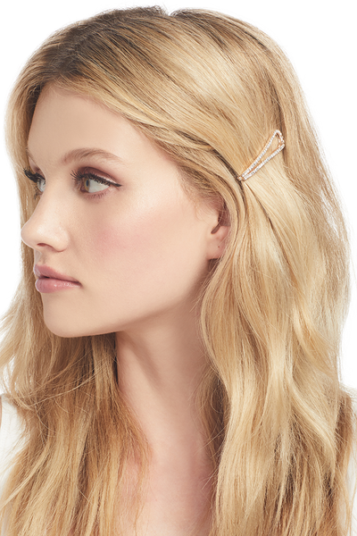 Milk Boutique Ingrid Hair Clip (White)