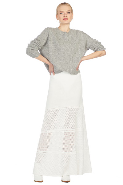 Ecco Skirt - White