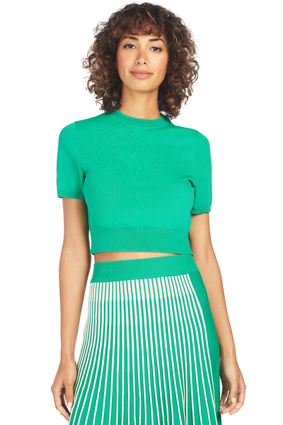 Finzi Crop Top - Green