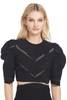 Alice McCall A Foreign Affair Top (Black)