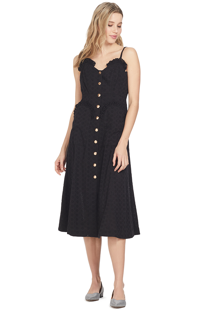 Alice McCall Distant Star Dress Black