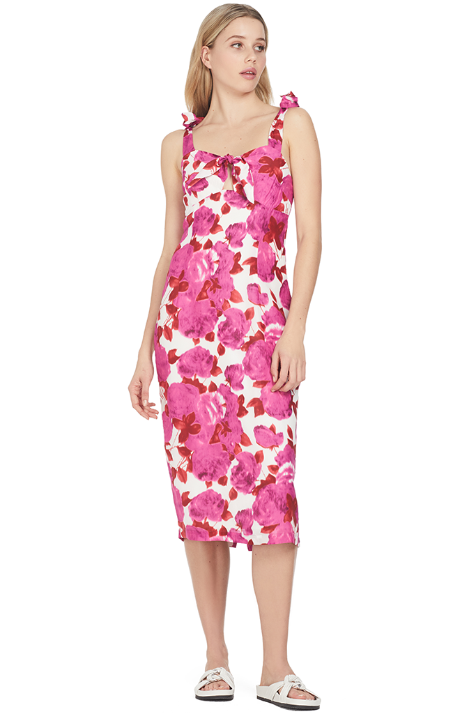Alice McCall Fuchsia Bloom Dress Pink