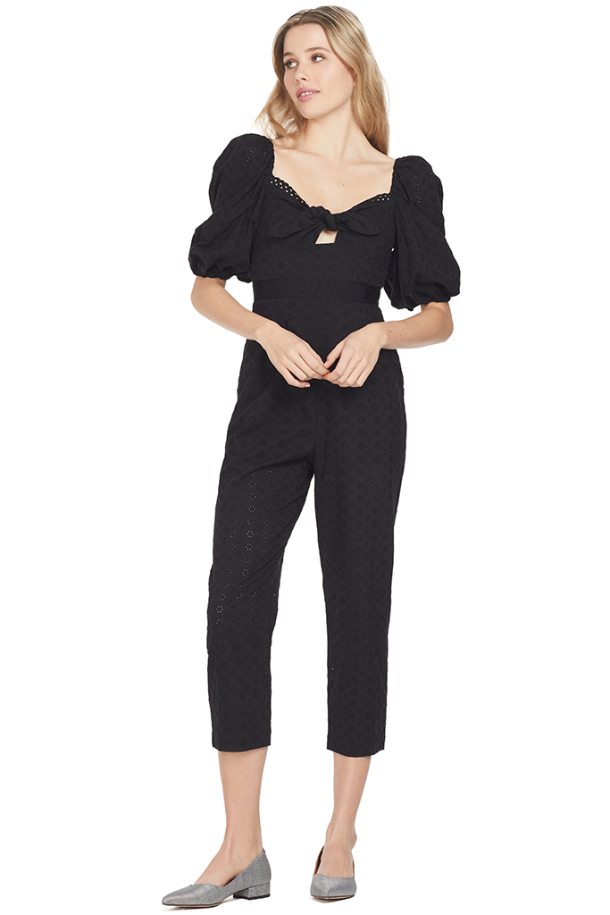 Alice McCall Harlow Jumpsuit Black