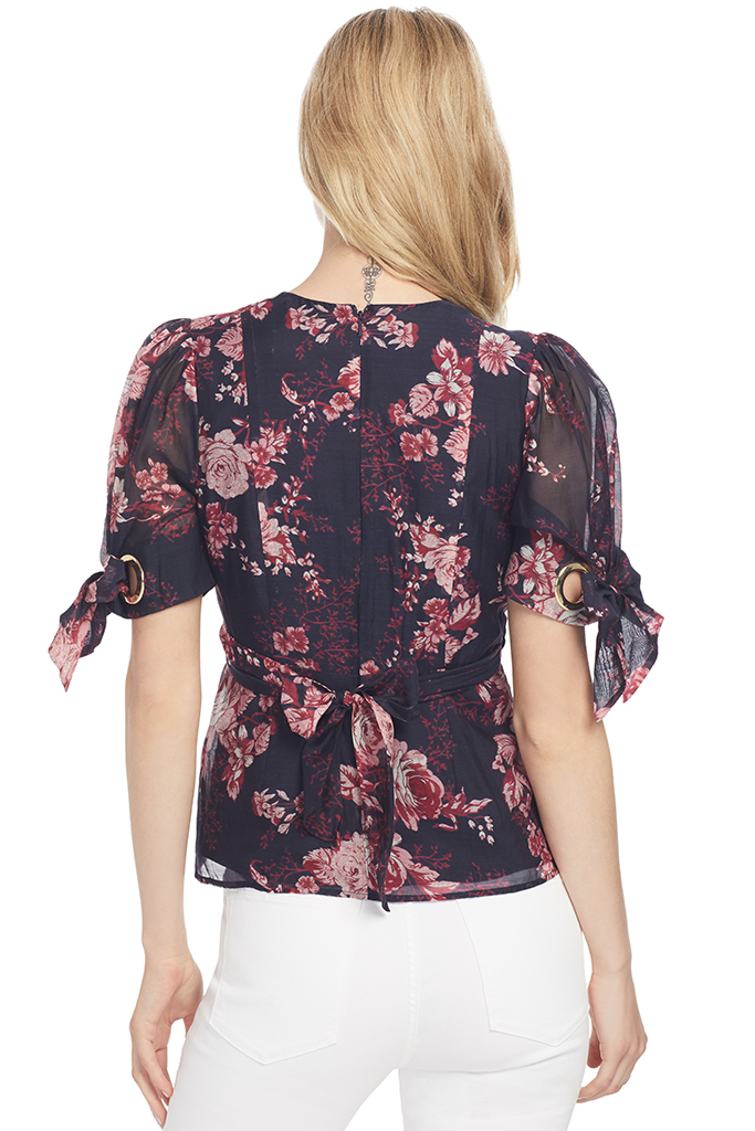 Alice McCall Only Everything Blouse (Ink)