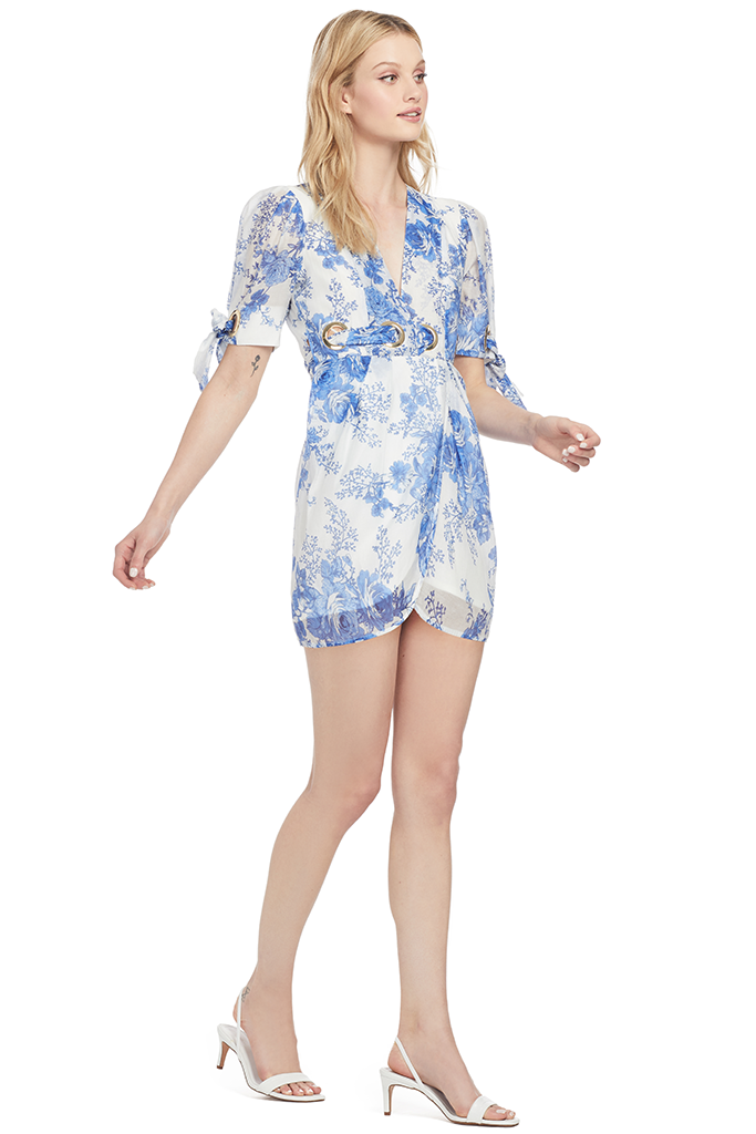 Alice McCall Only Everything Mini Dress (Ocean)