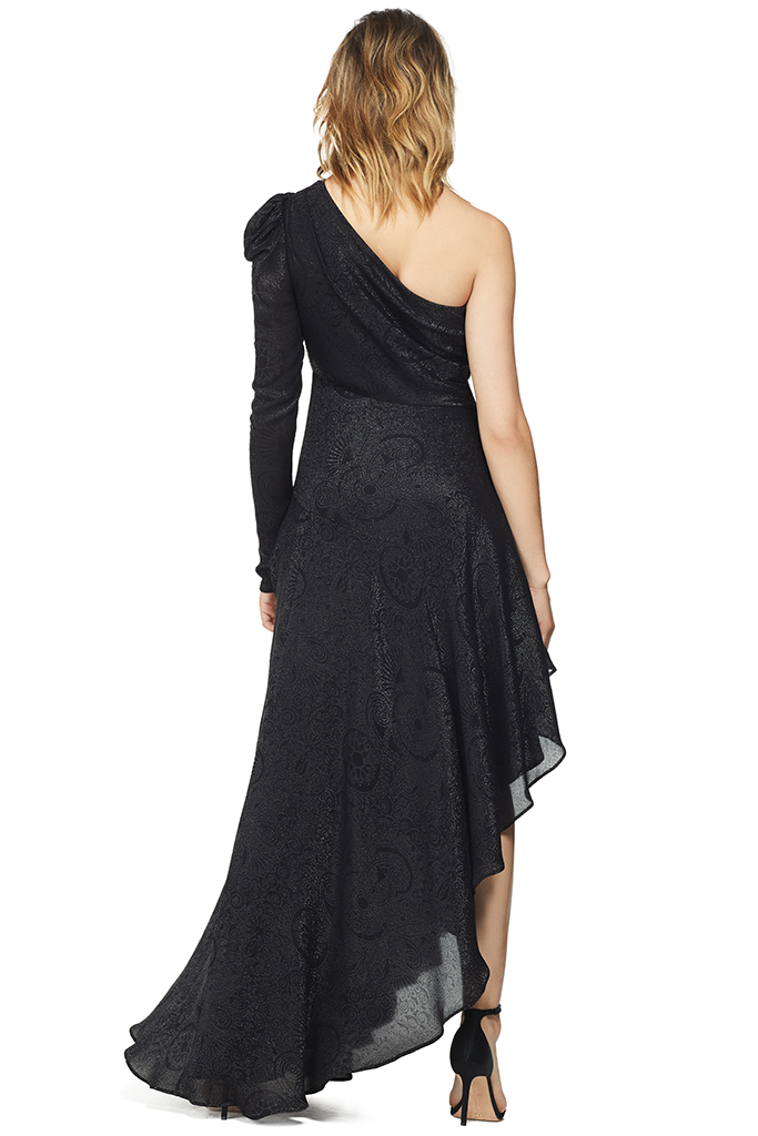 Amur Esmeralda Dress (Black)