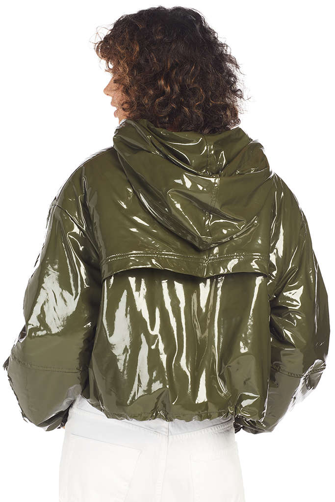 Colby Jacket - Hunter Green