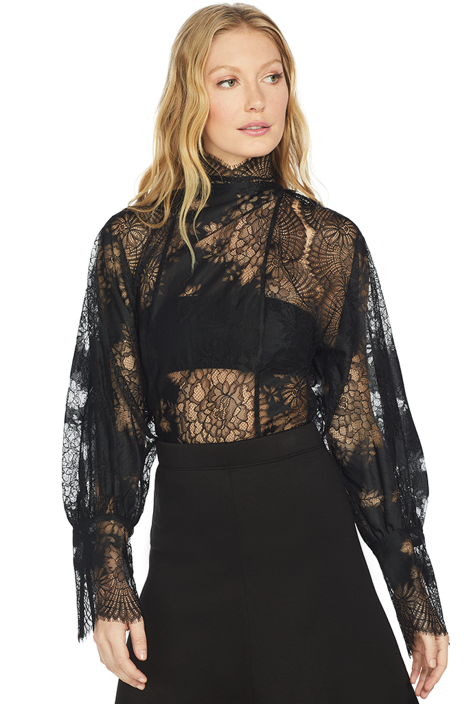 Beaufille Levine Blouse (Black)