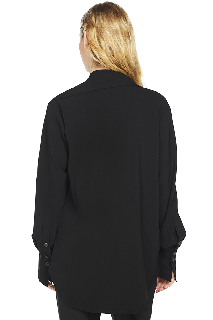 Beaufille - Vernon Blouse (Black) - Milk Boutique