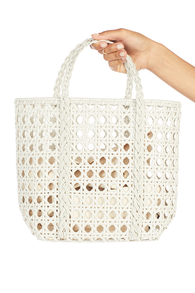 Jolene Bag Small - Pearl