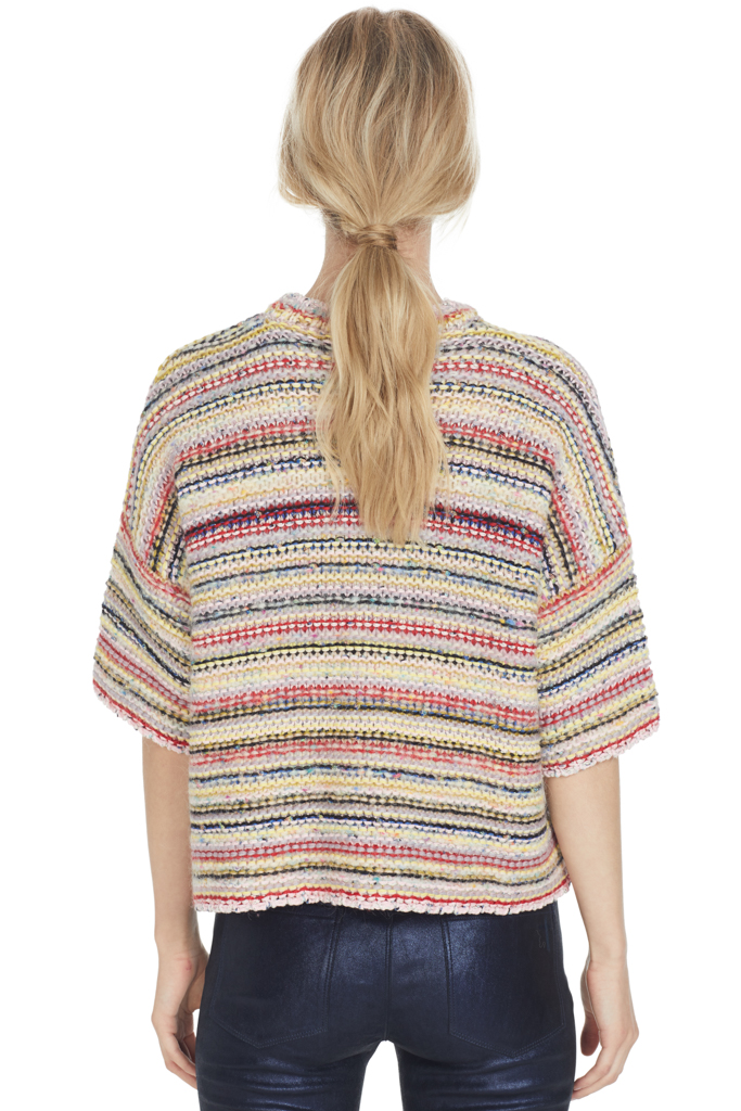 Ganni Brookhaven Pullover (Multicolor)
