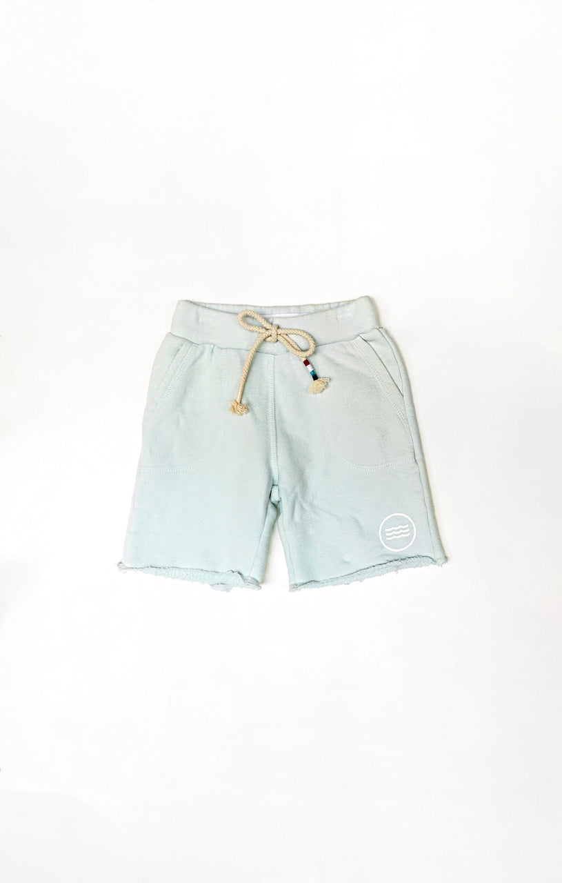 Waves Saddle Short (Mist)