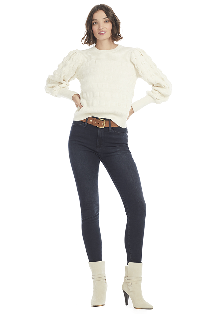 Eleven Six Aimee Sweater (Ivory) - Milk Boutique