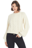 Eleven Six Charlotte Sweater (Ivory) - Milk Boutique