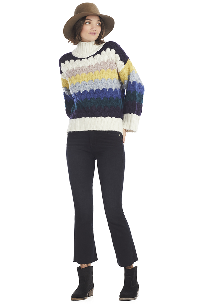 Eleven Six Freya Sweater (Multi Combo)