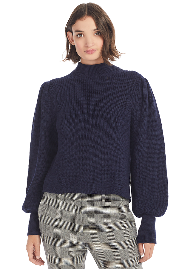 Eleven Six Mia Sweater (Navy) - Women's Sweaters