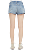 Le Stevie Short Peeking Pocketbag Frame Denim Shorts