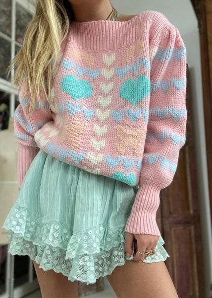Gizela Pullover - Fairy Forest