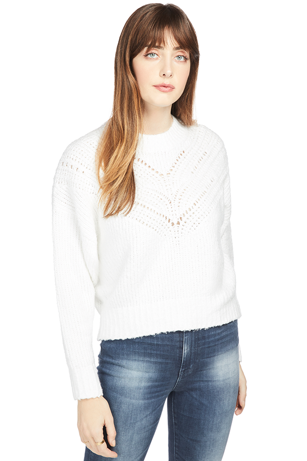 IRO Arresi Sweater White