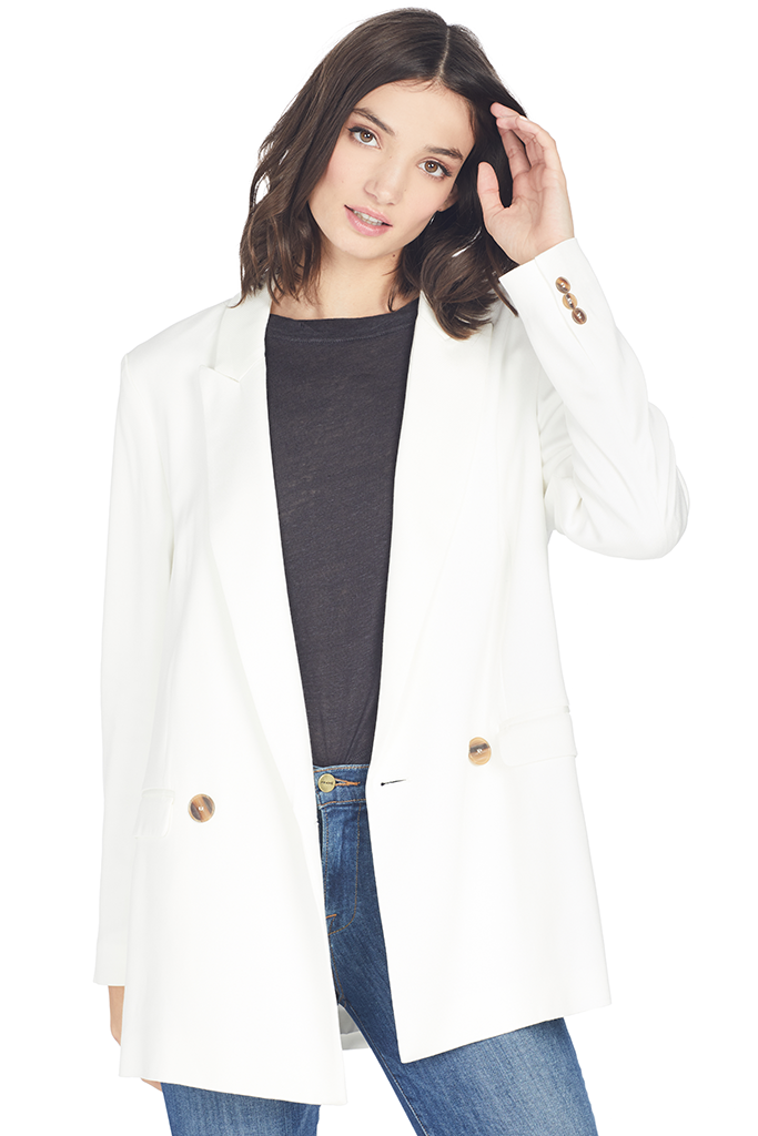 IRO Caring Jacket in White