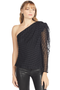 IRO Coatli Top Black